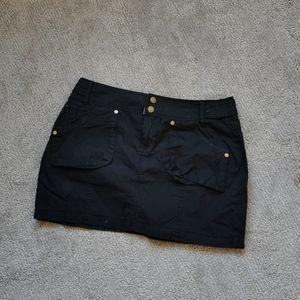 Denim Co. Skirt